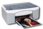 HP PSC 1205 All-in-One Printer, Scanner, Copier