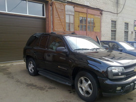 Продам Chevrolet Trailblazer 2004 г. 520 тыс. руб. 2