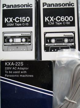 Автоответчик (до 120минут) Panasonic KX – T1451 новый 5
