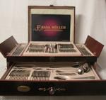 Frank Moller- столовые приборы 72 предмета (в мебельной каробке)