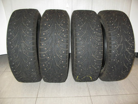 Шины зимние Hankook Winter ixPike (195/60R15)