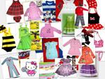 Продажа детской одежды оптом и в розницу от производителя