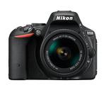 Nikon D5500 + AF-P 18-55mm VR + 55-300mm VR
