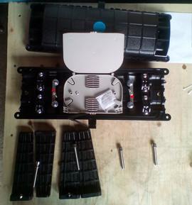Кабель оптоволоконный и компоненты ВОЛС 3