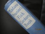 1947. Лондон.Книга о готовке рыбных блюд от мадам Prunier на анг