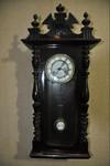 Часы антикварные Le Roi Paris конец XIX века.