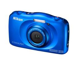 цифровые фотоаппараты Nikon W100 Kit
