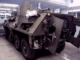 бронетранспортер OТ-64 удобный и безопасный автомобиль для всей  7