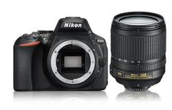 цифровые фотоаппараты Nikon D5600 + AF-S DX 18-105mm G ED VR
