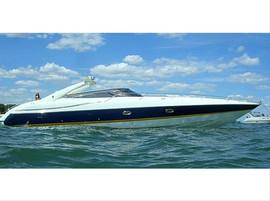 Аренда лодки 1998 Sunseeker Superhawk 48 2