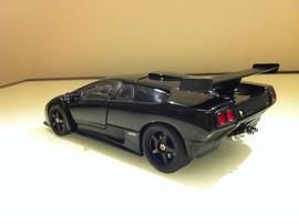 Модель LAMBORGHINI DIABLO GTR Black 1 18 Auto Art 3