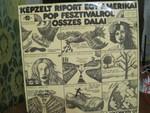 1972 год Венгрия Поп-фестиваль Сборник Hungary