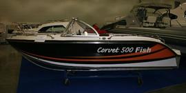 Продаем катер (лодку) Корвет 500 Fish