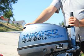 Лодочный мотор Mikatsu MF20HS 4х-такт (Корея) по летней акции 2