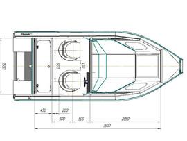 Продажа катеров Беркут MHT, организуем доставку по России 2