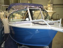Продаем лодку (катер) Quintrex 475 Coast Runner 9
