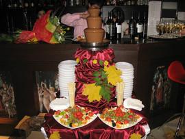 Шоколадный фонтан на Ваше торжество.