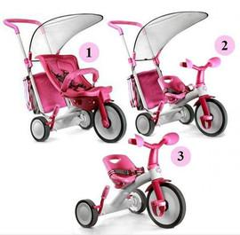 Трициклет Italtrike Evolution 3 в 1 (новый) 2