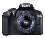 Canon EOS 1300D + EF-S 18-55 DC III + 75-300 DC III