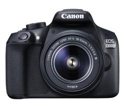 цифровые фотоаппараты Canon EOS 1300D + EF-S 18-55 DC III + 75-300 DC III