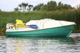 парусная лодка пелла 2