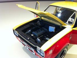 Модель Ford Escort I TC GP DER Tourenwagen #36 1 18 9