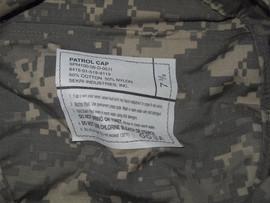 Кепка Army Combat Uniform Patrol Cap ACU 5