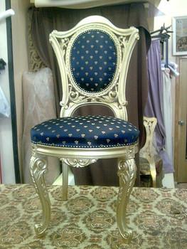 кресло дубъ 19 век