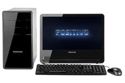 персональные компьютеры/рабочие станции Positivo Unique K2580