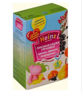 Каши Хайнц для детей с 5 месяцев 2