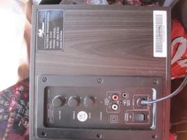 EACAN-510 Акустическая система с сабвуфером * БАРТЕР 3