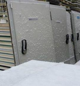 Холодильная дверь ширина 1060 ппу80 2