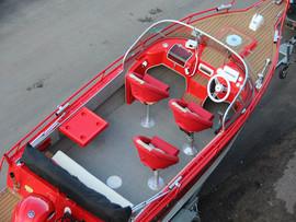 Продажа катеров Беркут L Jacket, организуем доставку по России 9