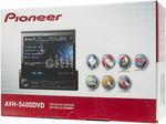 Автомагнитола Pioneer AVH-5400DVD новая в упаковке