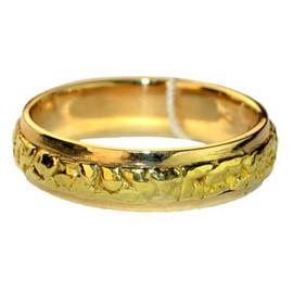 Ювелирные украшения с золотыми самородками высшей 850-950 пробы.
