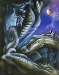 картины и скульптуры Сергея Гая