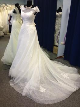 Новое свадебное платье 3
