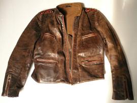 Купить Кожаную Винтажную Куртку