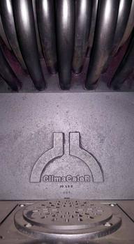 Продаю: дровяной камин-котел C/80 TSK (с водяной рубашкой). 3