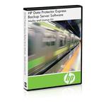 Hewlett Packard Enterprise Data Protector Express Software Backup Server Upgrade from ProLiant Ed SW