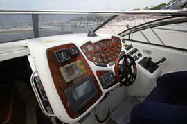 Аренда лодки 1998 Sunseeker Superhawk 48 4