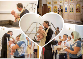 Таинство Крещения / Сhristening Photographs 2