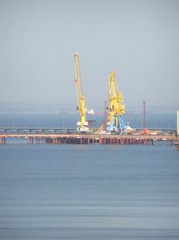 земельный участок в Черноморском торговом порту 8