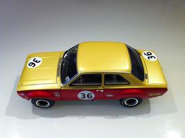 Модель Ford Escort I TC GP DER Tourenwagen #36 1 18 4