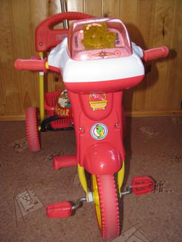 Велосипед Ягуар 3