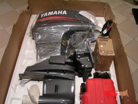 Мотор лодочный Yamaha 55 новый продам