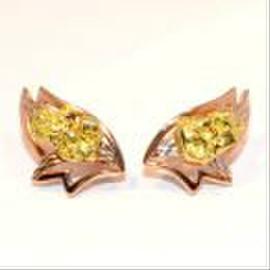 Ювелирные украшения с золотыми самородками высшей 850-950 пробы. 6