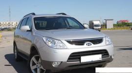 Автомобиль Hyundai IX 55.