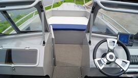 Продаем катер (лодку) Berkut L-TwinConsole 9