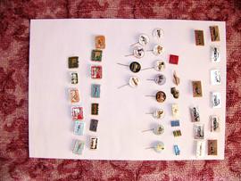 Продам коллекцию авто-значки-марки-календарики-брелки-модели. 6